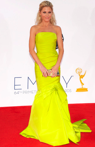 Julie Bowen Emmy's Dress
