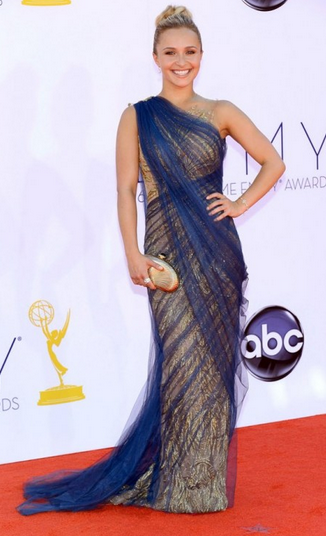 Hayden Panettiere Emmys Dress