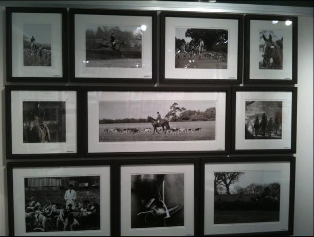 Equestrian art