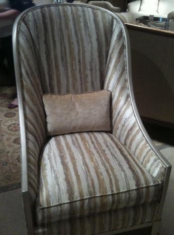 Metallic Chair