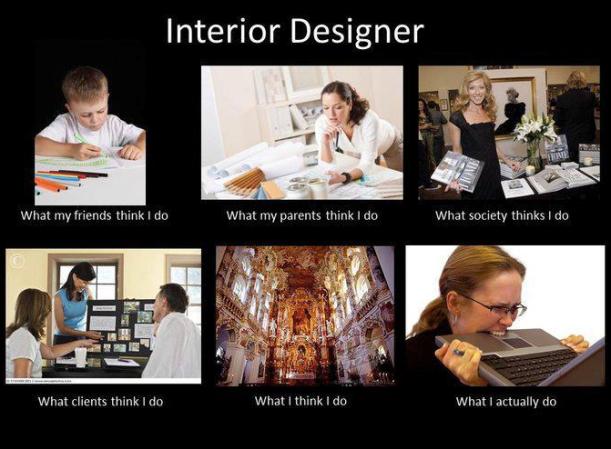 Interior Design Humor