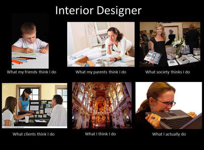 Interior Design Humor