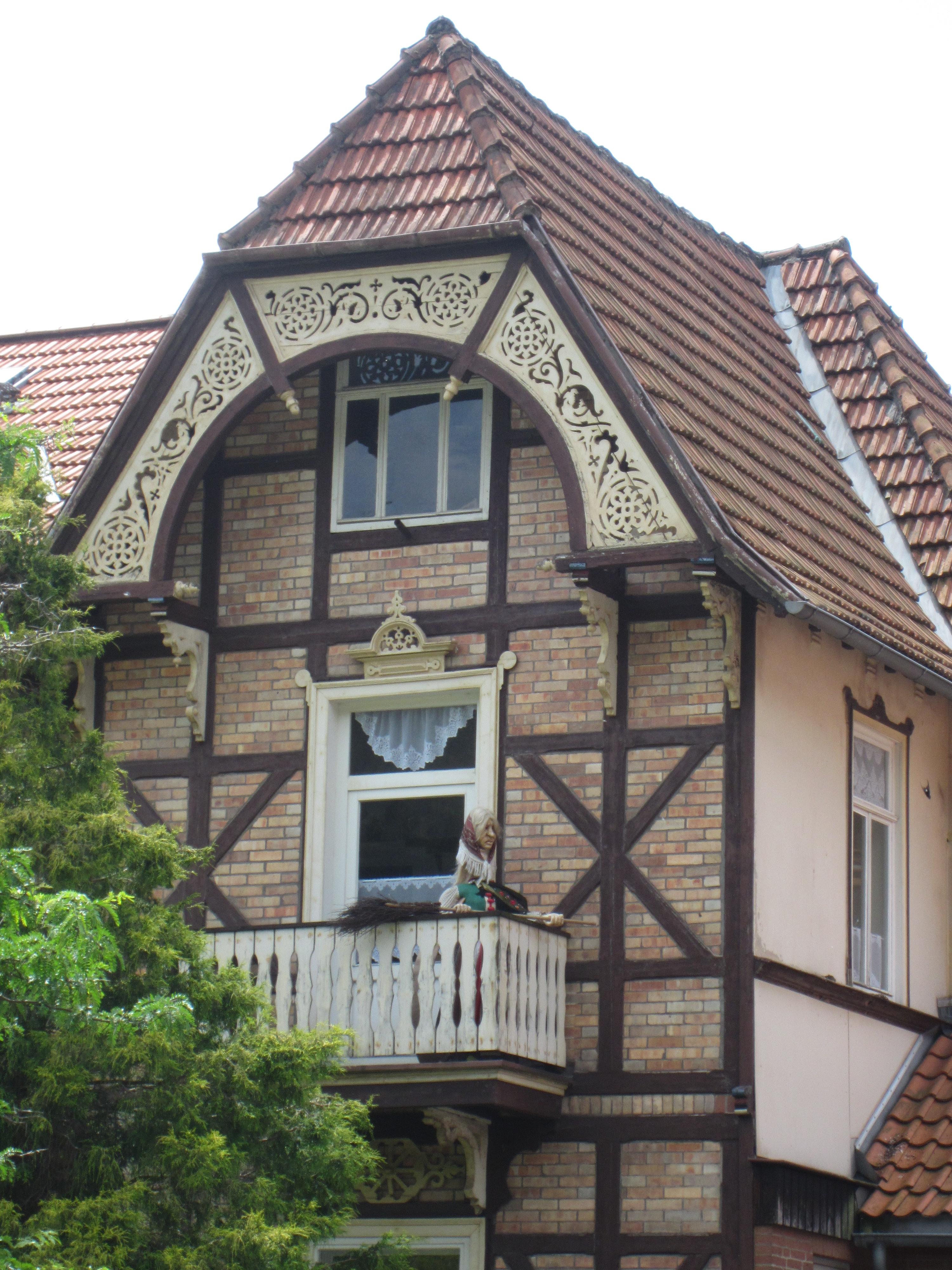 Typical German House Plan House Plans