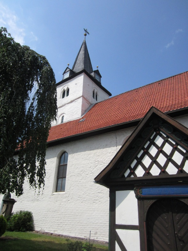 Traditional church Germany