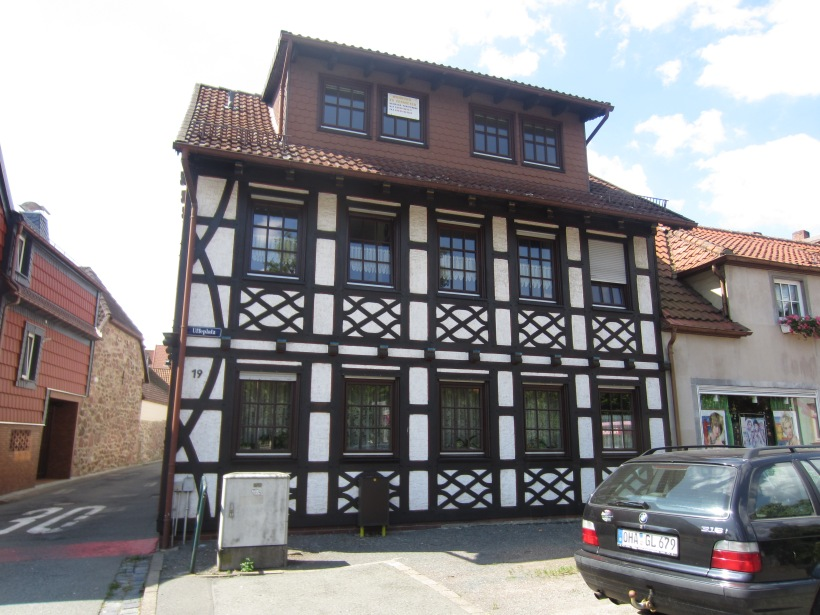 Traditional German architecture