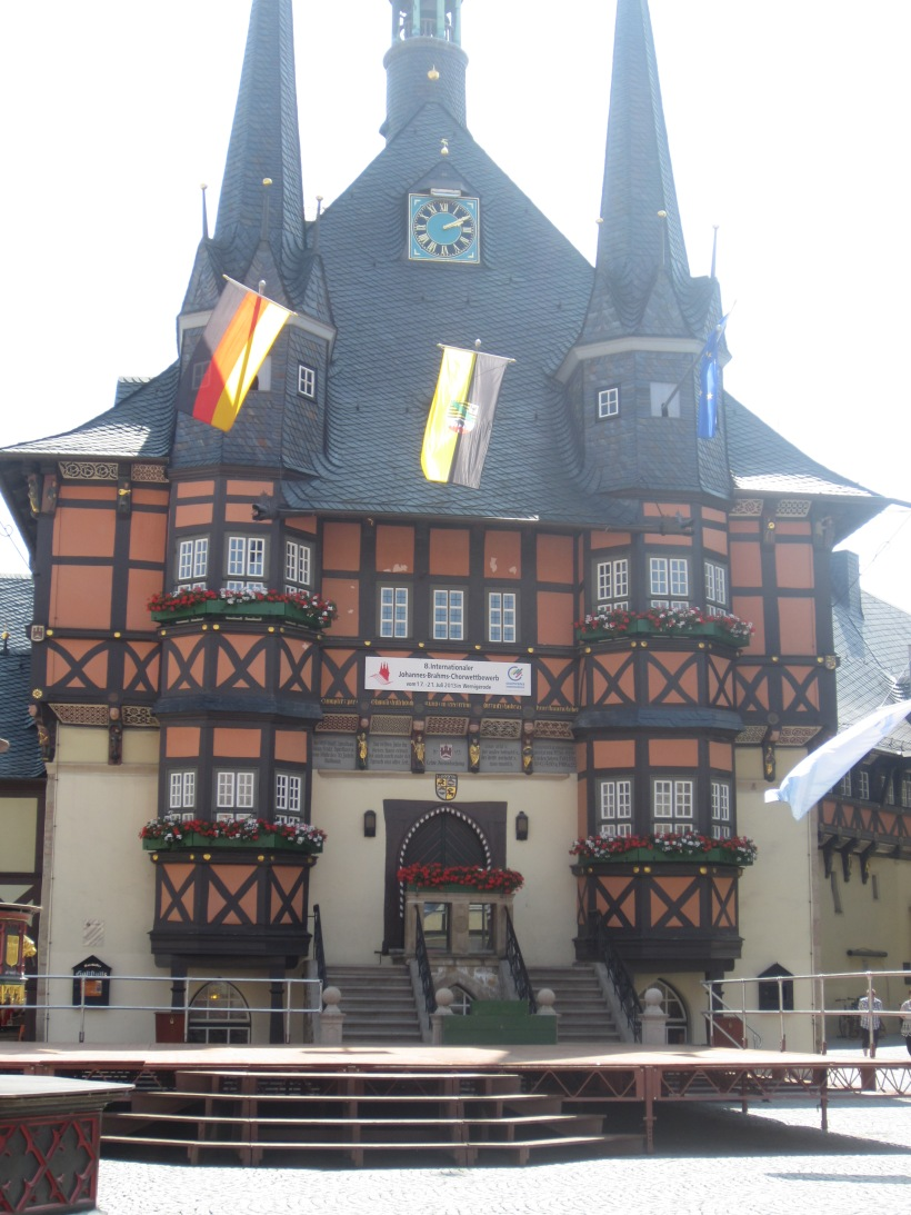 Traditional architecture Germany