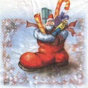 St. Nikolaus boot