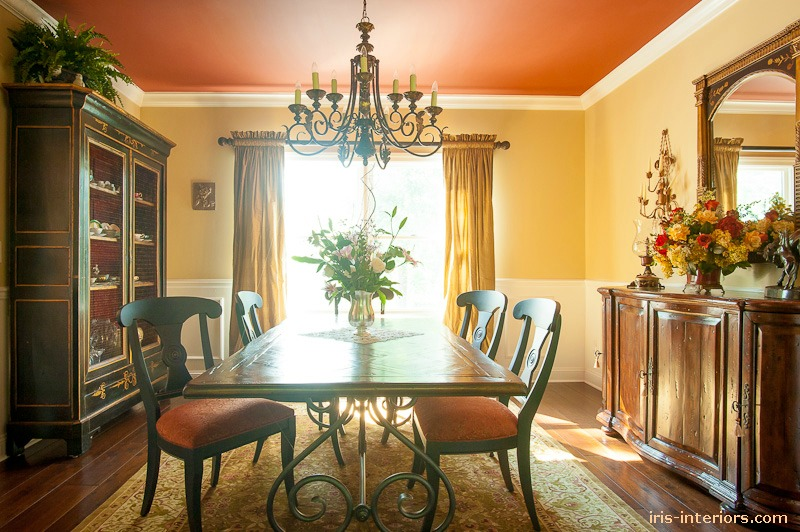 Houlihan Interiors Dining Room 11 3